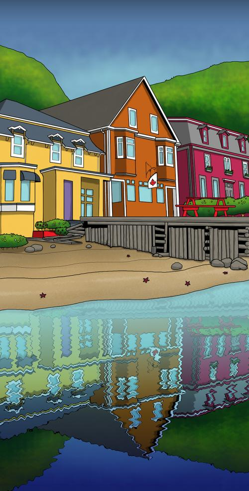 Maritimes - Patrick Blair Roycroft